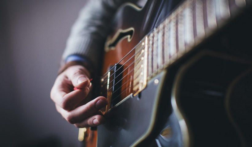 Online gitaarles