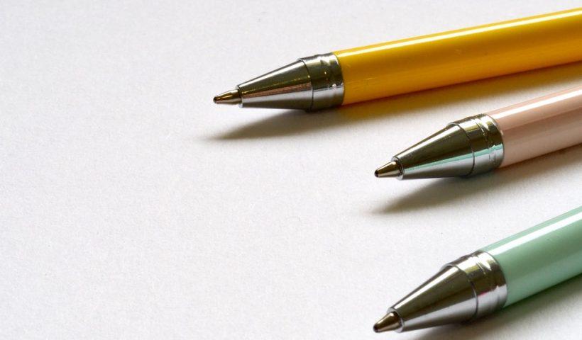 Een pen alleen voor jou