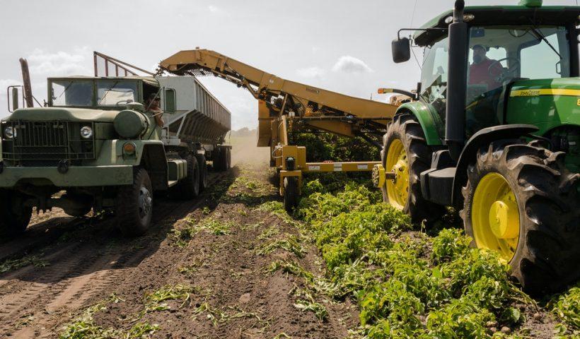 Onderdelen voor de tractor aanschaffen